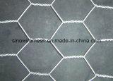 Плетение провода PVC конкурентоспособной цены Coated шестиугольное для животных клеток