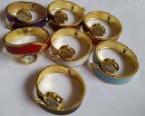 Het promotie Polshorloge van de Armband van de Armband van het Kwarts voor Dames