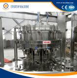 炭酸飲み物のびんの充填機