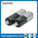Reductor de velocidad de motor pequeño de 3V Caja de engranajes con eje de salida de plástico