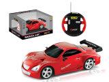 Coche modelo de radio del 1:28 R/C del coche RC del juguete del coche del control (H0055603)