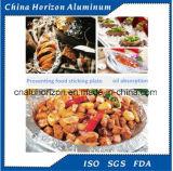 Contenitore di alimento alluminio/di alluminio del per congelarsi
