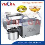 Tipo eléctrico de la prensa del molino de petróleo del funcionamiento automático mini