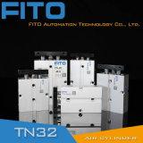 Ação do dobro do furo de cilindro da Gêmeo-Haste 16-100 do Tn (TDA)