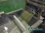 Zusammensetzende Plastikmaschine im hohen Einfüllstutzen Masterbatch, das Maschinen zusammensetzt