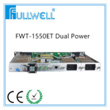 90 quilômetros de tipo avançado transmissor ótico FWT-1550es -2X7