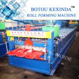 Rolo da telha de telhadura que dá forma ao rolo da telhadura do metal da máquina que dá forma à máquina