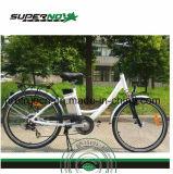 Электрический велосипед с тормозом Tektro v