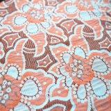 Polyster Textilspitze-Gewebe für Verkauf
