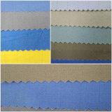 Толщиной противостатическая ткань полиэфира хлопка CVC для Workwear