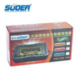 Suoer Portable Carregador de bateria de veículo elétrico de 60V 80A (SON-6080D)