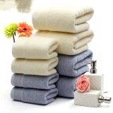 100%年の綿の浴室/表面/手タオル