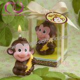 Nette kleine Fallhammer-Geschenk-Kerze für Kind-Geburtstag