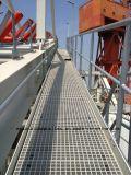 Passo moldado Grating/FRP do Grating/escada de FRP/GRP