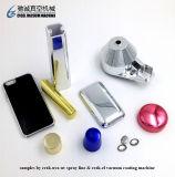 Machine corrigeante UV diplôméee par ce de métallisation sous vide pour le vide ultra-violet d'or de chapeaux cosmétiques d'ABS/PP métallisant le matériel