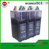 Gesinterter Typ Ni-CD ultra hohe Kinetik-Batterie Gnc150 für das Anlassen des Motors