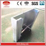 Панель алюминия поверхностного покрытия панели PVDF строительного материала алюминиевая декоративная