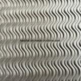 Material de EVA em relevo de padrão em folha