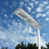 Nuova LED apparecchio d'illuminazione di alluminio adatta della lampada della strada del comitato solare dell'indicatore luminoso di via da 20 watt