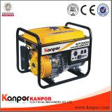 générateur électrique de l'essence 2.5kw avec des certificats d'OIN Soncap BV Saso de la CE