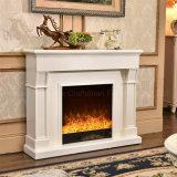 Éclairage LED blanc simple moderne de meubles d'hôtel chauffant la cheminée électrique (341)