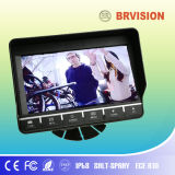 L'alto video di Ahd di definizione con il modo 2 ha immesso (BR-TM7002-AHD)