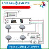 Oberfläche eingehangenes LED-Swimmingpool-Licht mit zwei Jahren Garantie-