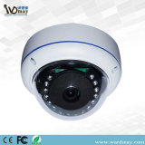 Circuito cerrado de televisión de la red de 2,0 megapíxeles cámara de interior 1080P IR domo IP de Seguridad