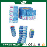 Étiquette de chemise de rétrécissement de boisson de PVC dans 9 couleurs