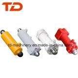 Assemblée à double action de cylindre hydraulique de la qualité Sh60 utilisée pour les machines ou l'excavatrice d'ingénierie