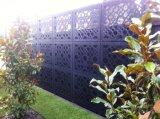장식적인 알루미늄에 의하여 꿰뚫리는 Laser에 의하여 잘리는 옥외 금속 정원 스크린