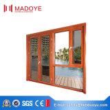 Finestra della stoffa per tendine di prezzi bassi per il balcone fatto in Cina