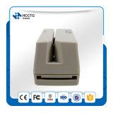 Leitor de cartão do crédito da listra barato magnética EMV da trilha 1/2/3 do Msr do leitor de cartão do furto do USB/escritor Hcc206u