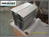 De natuurlijke Geanodiseerde Delen van de Uitdrijving van het Aluminium van Brusher Encloser
