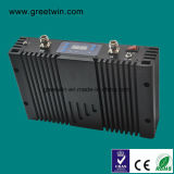 20dBm GSM900 PCS1900MHz удваивают репитер усилителя сотового телефона полосы милый (GW-20GP)
