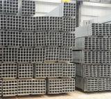 Qualità superiore ASTM A500 A53 gr. prezzi quadrati galvanizzati della tubazione