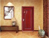 Portello interno di legno solido del portello della parte anteriore antica cinese della stanza (GSP2-065)