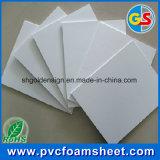 Оптовый благородный лист пены PVC высокого качества доказательства пожара 2014 очень белый