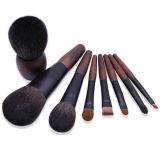 косметический комплект щетки 8PCS с высокосортной деревянной ручкой