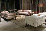Sofá secional do sofá 1+2+3 modernos novos da tela da sala de visitas (HC8805)