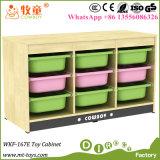 Il nuovo legno solido scherza la mobilia della scuola materna del Governo di memoria dei giocattoli
