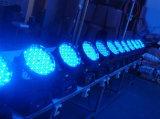 108PCS x 3Wの段階DJ装置LEDの移動ヘッド洗浄ライト