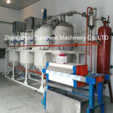 Raffineria di petrolio della piccola scala del dell'impianto di raffineria dell'olio di soia
