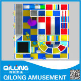 La nuova polizia progetta la strumentazione di plastica del campo da giuoco (QL-150511C)
