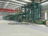 カラーコーティングライン、金属コイルのコータの工場