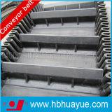 측벽 치마 고무 컨베이어 벨트의 제조자