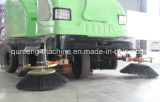 Balayeuse de route électrique de Qunfeng \ balayeuse de nettoyage \ balayeuse d'étage