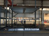 Dps2-5 de Lift van het Parkeren van de Auto van de kuil voor Twee Auto's