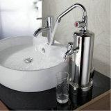 Purificador Desktop da água do agregado familiar do aço inoxidável com o filtro de 0.01ml F