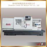 Máquina automática do torno da estaca do metal do CNC da precisão de China